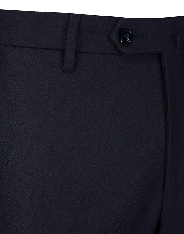 Long Trousers Regular Crest