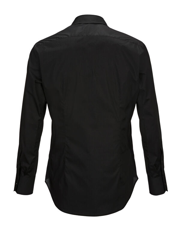 "Shirt Silver Cut LS ""Ronan"""