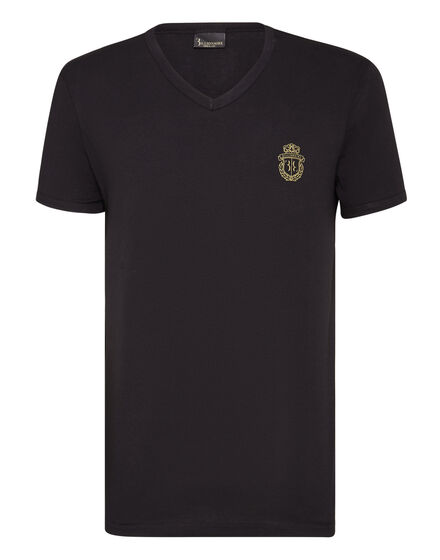 T-shirt V-neck underwear Crest
