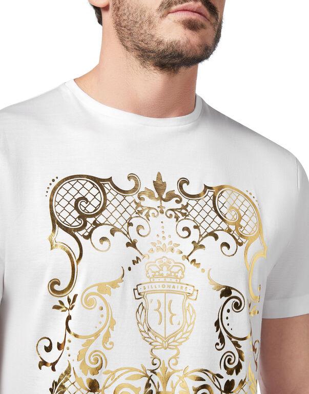 T-shirt Round Neck SS Baroque