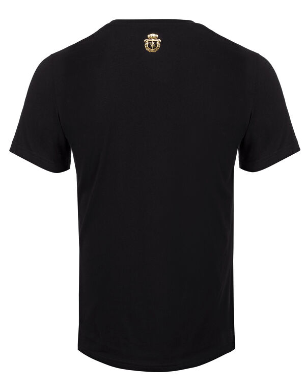 T-shirt Round Neck SS Military