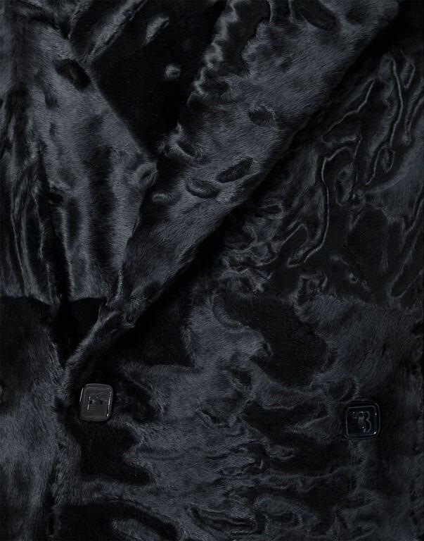 """Fur Coat Long """"Roshon"""""""
