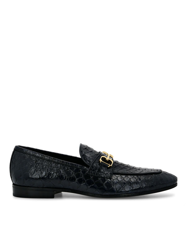 Python Loafers Luxury