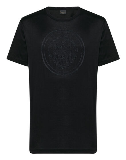 T-shirt Round Neck SS Lion