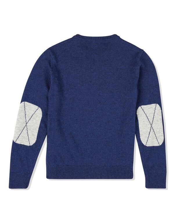 """Pullover Round Neck LS """"Noble One"""""""