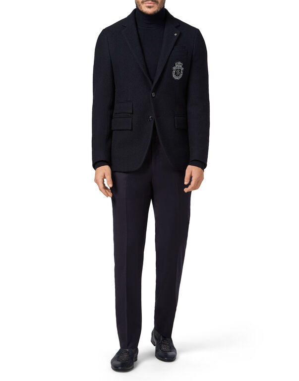 Blazer Tailored Fit Crest