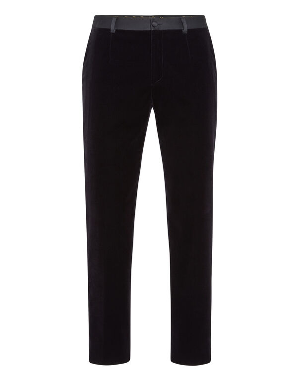 Slim Trousers Elegant