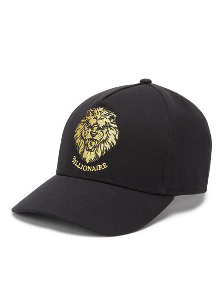 Visor Hat Lion