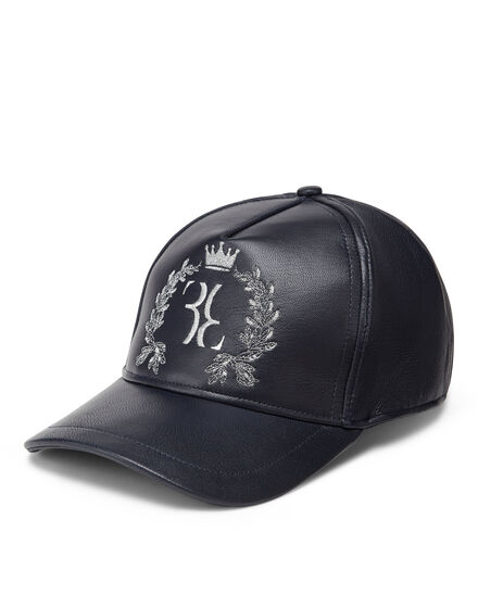 Visor Hat Baroque Double B