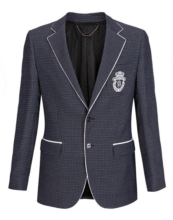 Blazer Regular Fit Crest