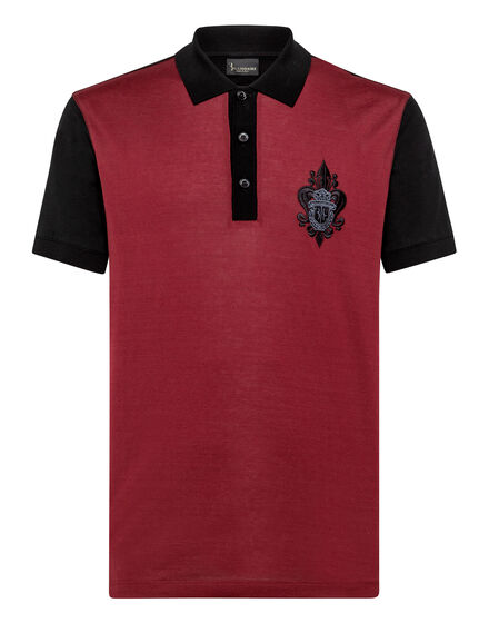 Polo shirt SS Giglio