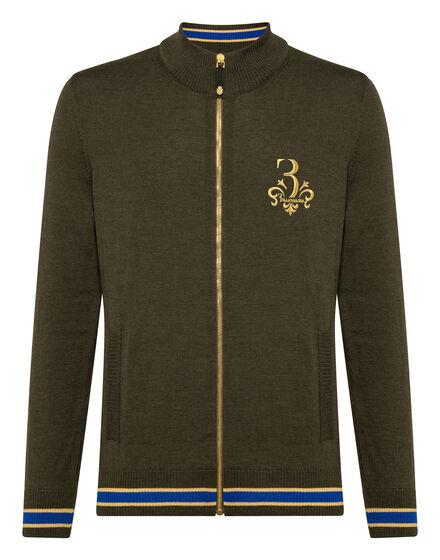 Pullover full zip Jens