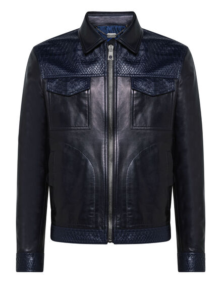 Leather Jacket Luxury