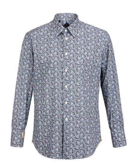 Shirt Silver Cut LS Iker