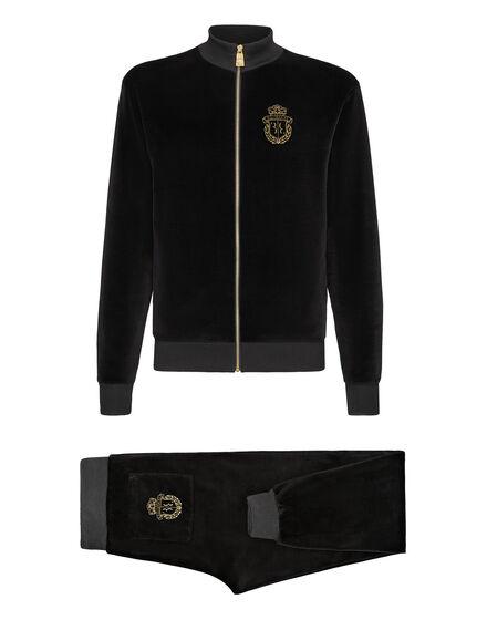 Velvet Top/Trousers Crest