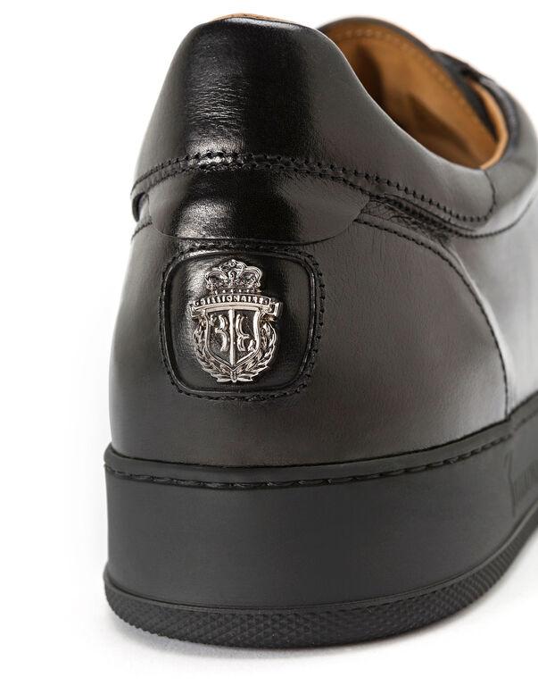 """Lo-Top Sneakers """"Alex black"""""""