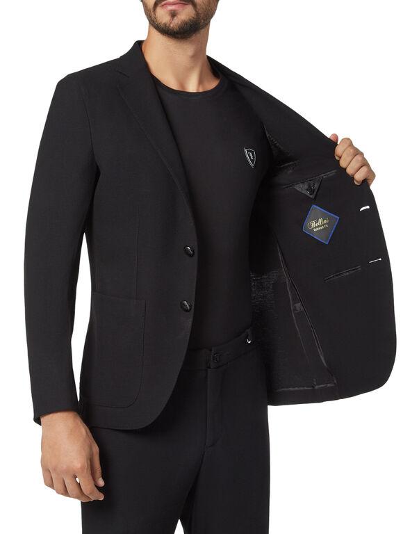 Blazer Tailored Fit Crest