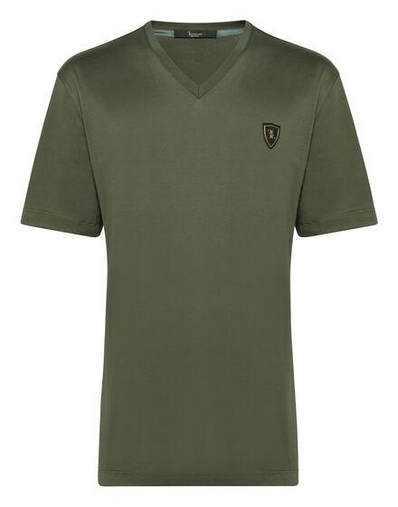 T-shirt V-Neck SS Dionysos