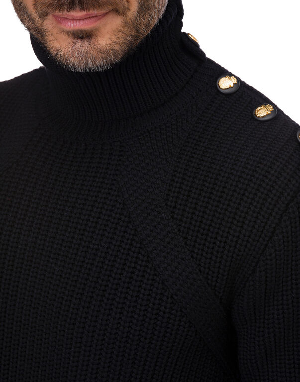 Turtle Neck LS Original
