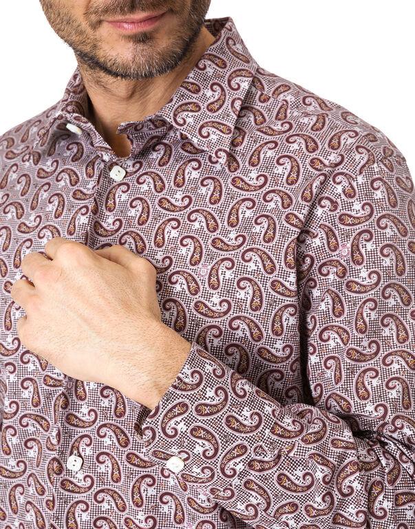"""Shirt Silver Cut LS """"Iker"""""""