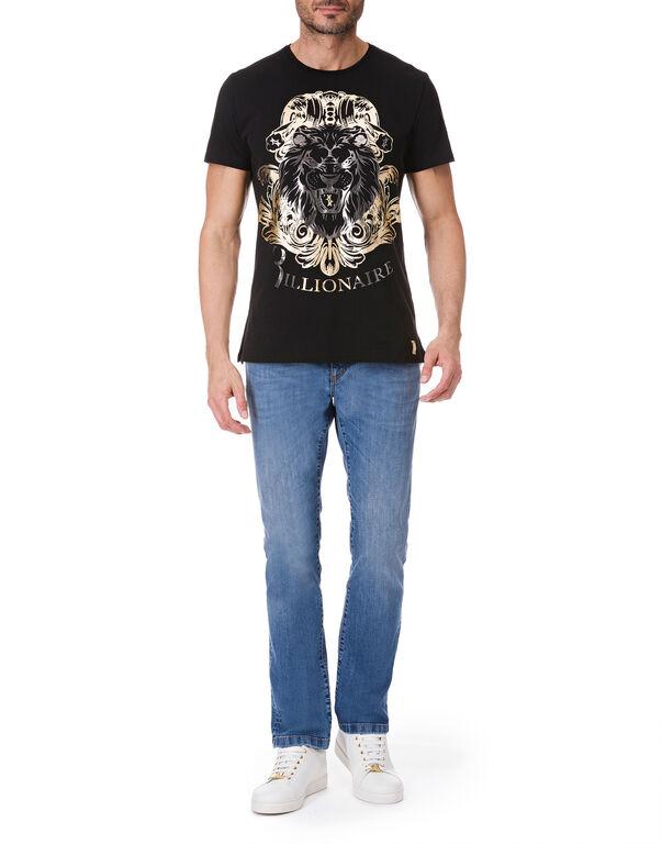 "T-shirt Round Neck SS ""Leonard"""