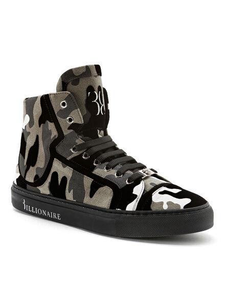 Hi-Top Sneakers Jose