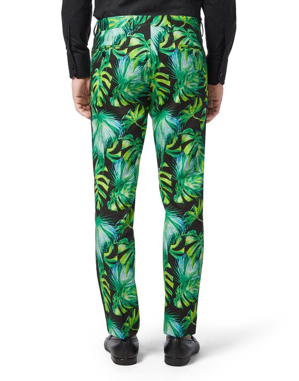 Slim Trousers FS Palms
