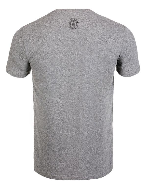 """T-shirt Round Neck SS """"Mannie"""""""