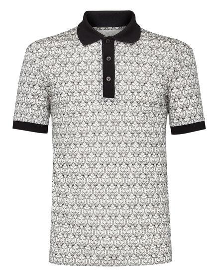 Polo shirt SS Lion