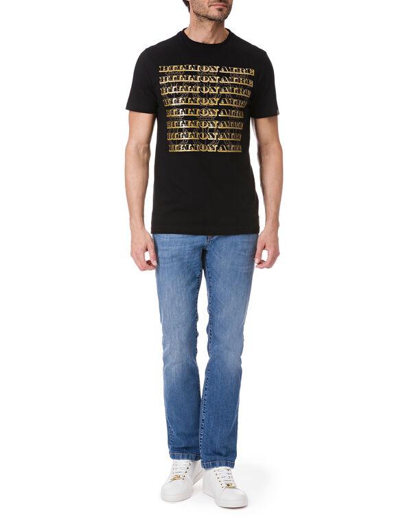 """T-shirt Round Neck SS """"Caleb"""""""