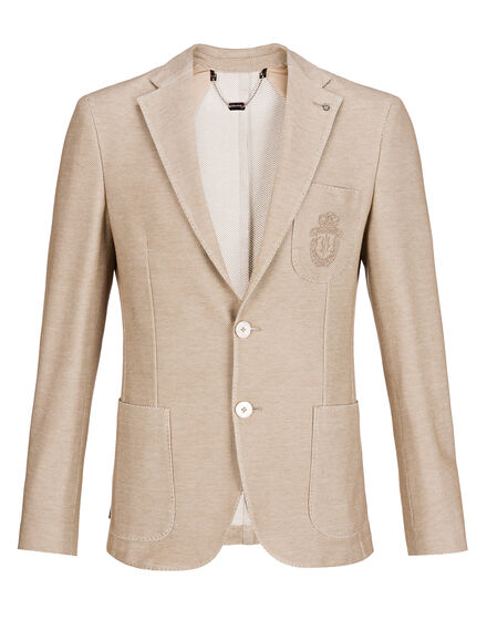 Blazer Slim Fit Crest