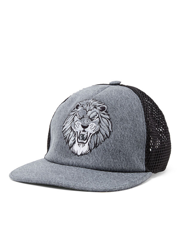Visor Hat Lion