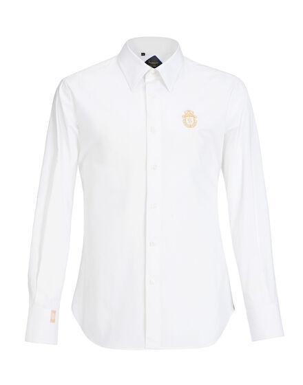 Shirt Silver Cut LS Tristan