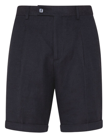 Short Trousers Regular Fit Statement