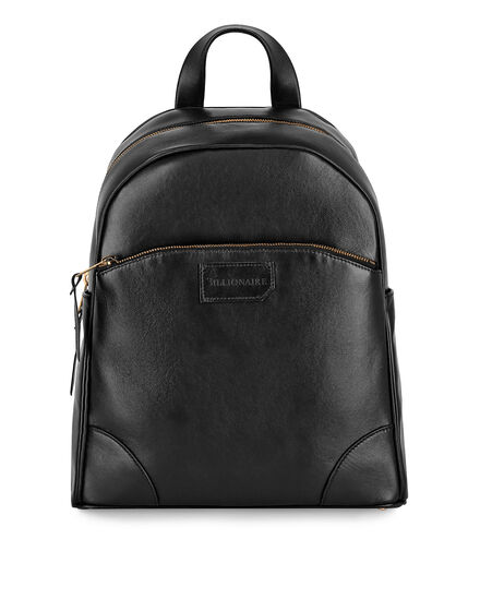 Leather Backpack Istitutional