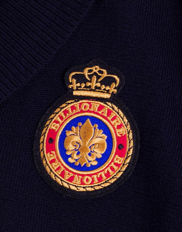 Cardigan Short Crest