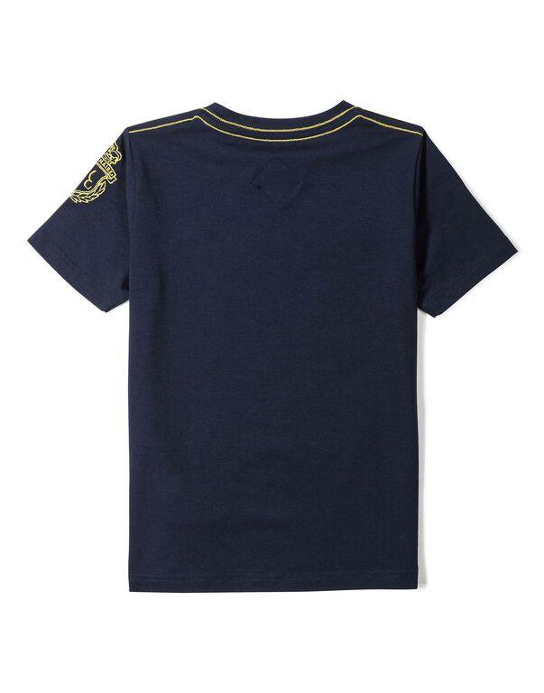 "T-shirt Round Neck SS ""Royal Blood"""