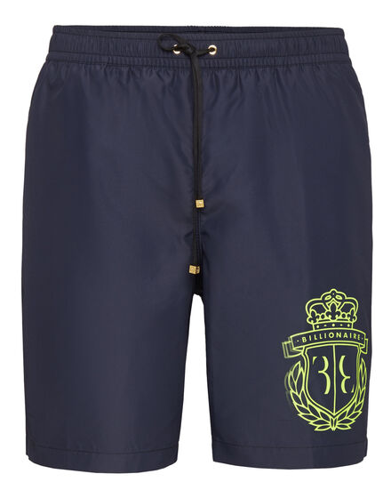 Beachwear Long Trousers Crest