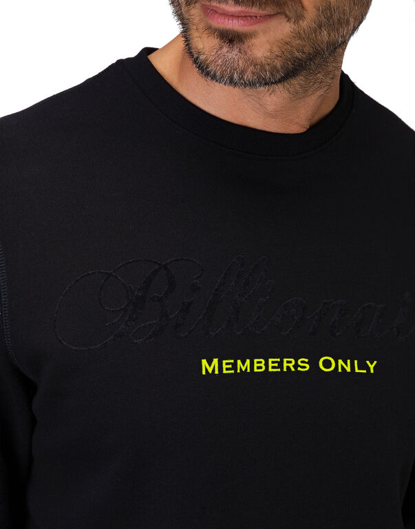 Sweatshirt LS Members only