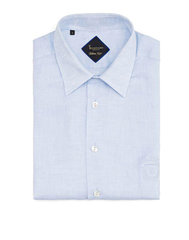 "Shirt Silver Cut SS ""Barclay"""