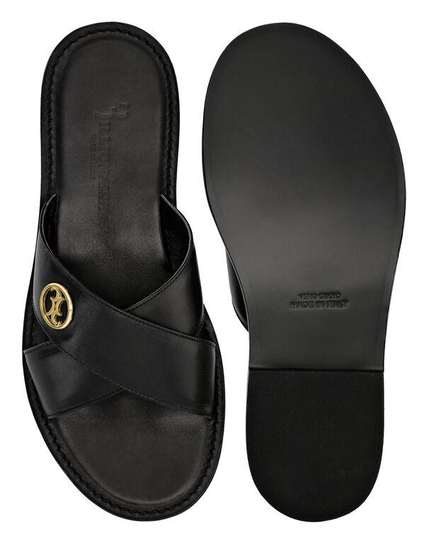 Sandals Flat Double B