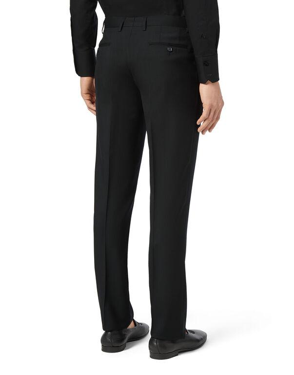 Long Trousers Regular Fit Chino Statement