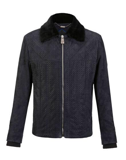 Leather Jacket Wallace
