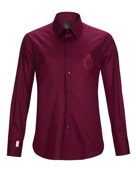 Shirt Silver Cut LS Ronan