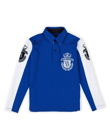 Polo shirt LS Arthur