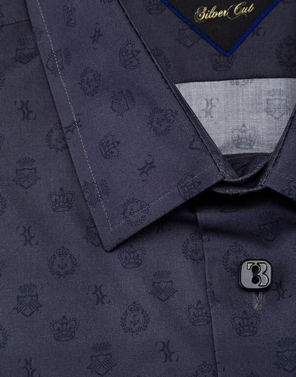 Shirt Silver Cut LS/Multi Members only