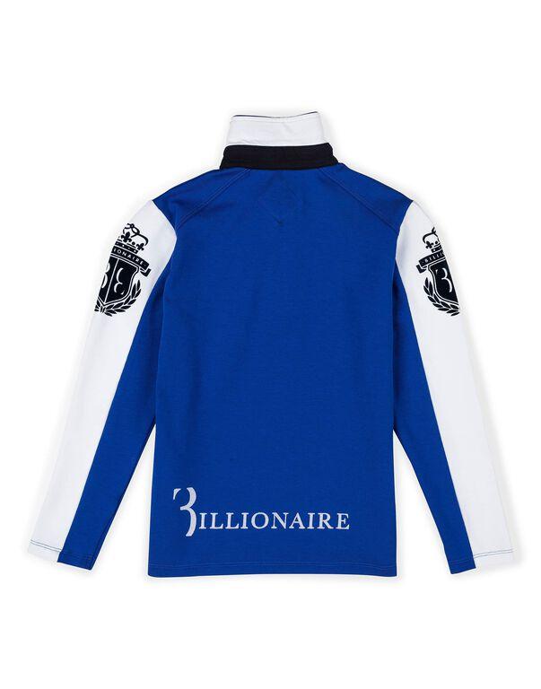 "Polo shirt LS ""Arthur"""
