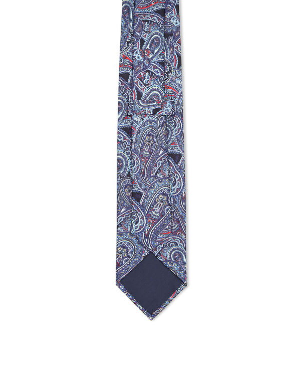 Tight Tie Paisley