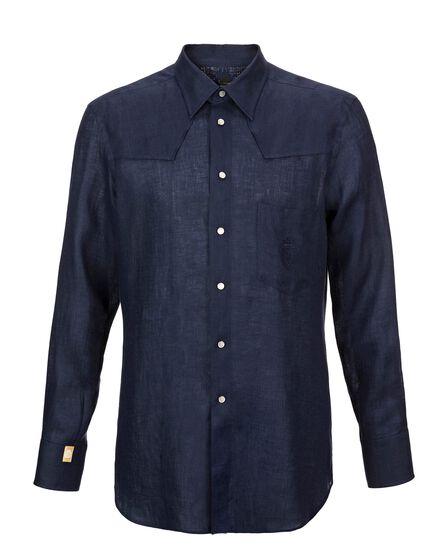 Shirt Silver Cut LS Barnabas