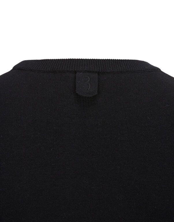 Pullover Round Neck LS Members only
